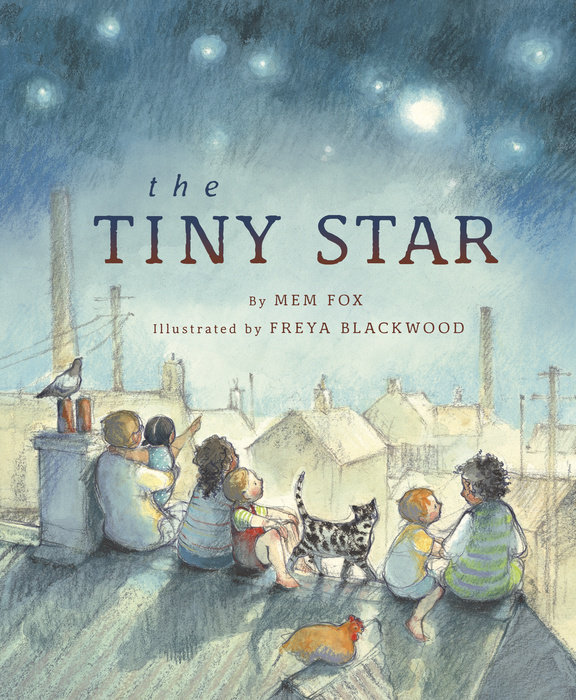 Cover of The Tiny Star