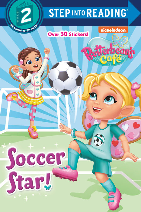 Cover of Soccer Star! (Butterbean\'s Cafe)