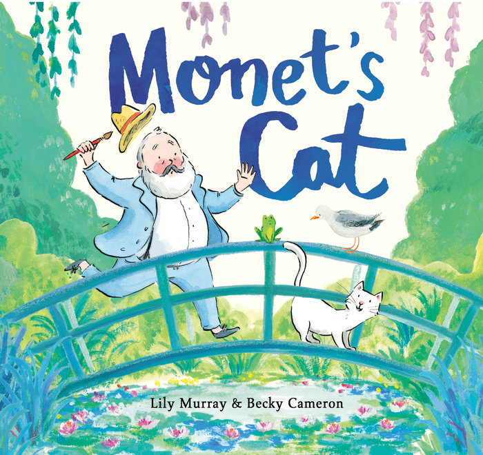 Cover of Monet\'s Cat