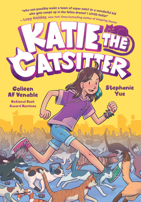 Cover of Katie the Catsitter