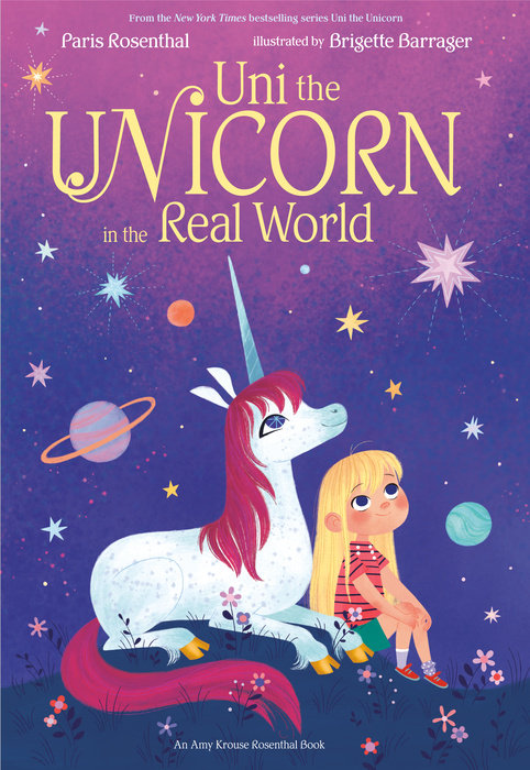 Cover of Uni the Unicorn in the Real World