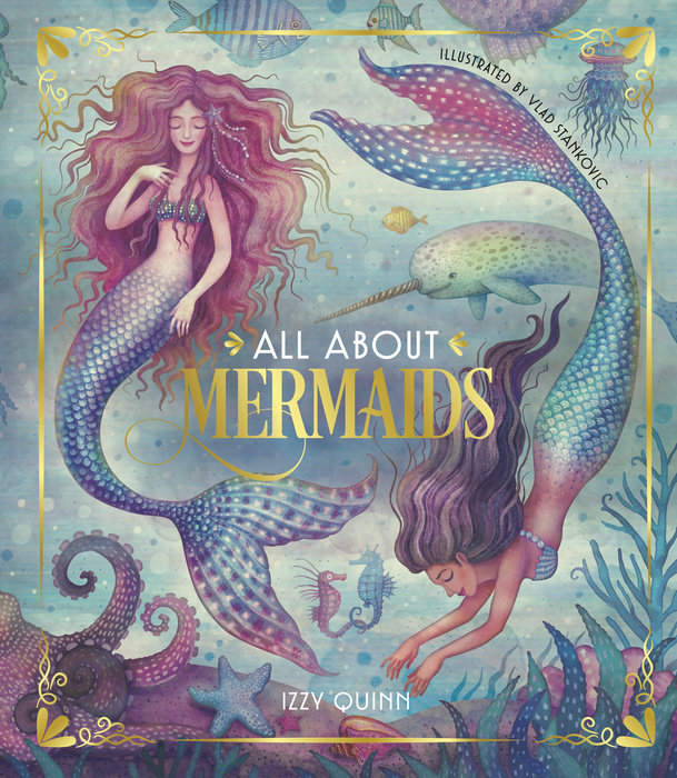 Cover of All About Mermaids