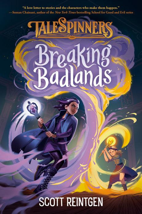 Cover of Breaking Badlands