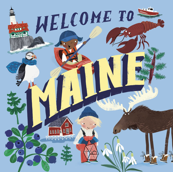 Cover of Welcome to Maine (Welcome To)