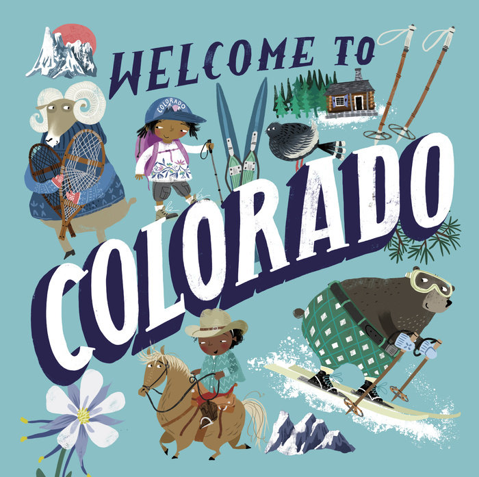 Cover of Welcome to Colorado (Welcome To)