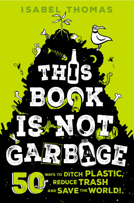 Cover of This Book Is Not Garbage