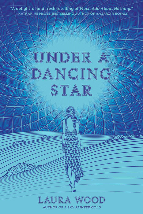 Cover of Under a Dancing Star