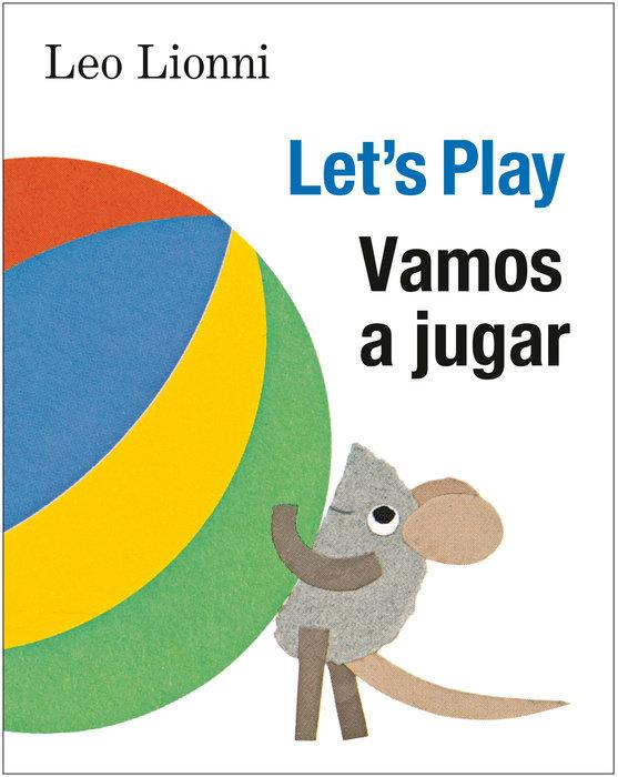 Cover of Vamos a jugar (Let\'s Play, Spanish-English Bilingual Edition)