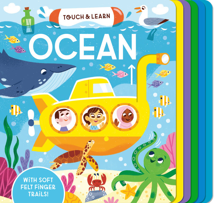 Cover of Touch & Learn: Ocean