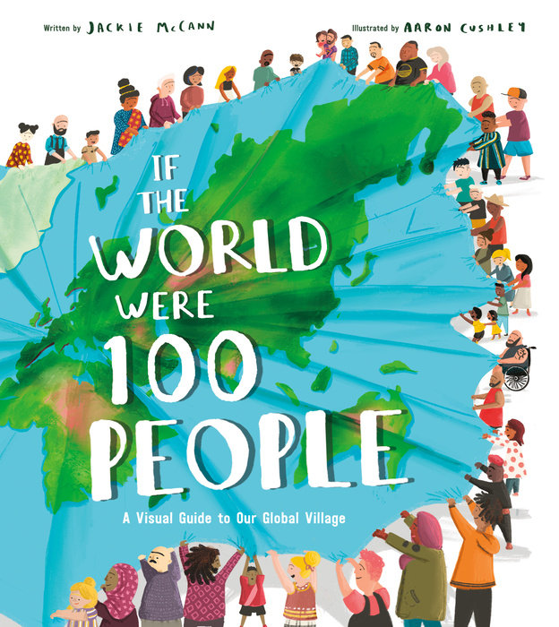 Cover of If the World Were 100 People