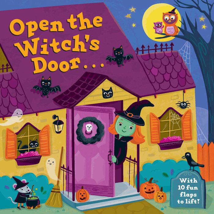 Cover of Open the Witch\'s Door