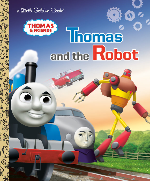 Cover of Thomas and the Robot (Thomas & Friends)