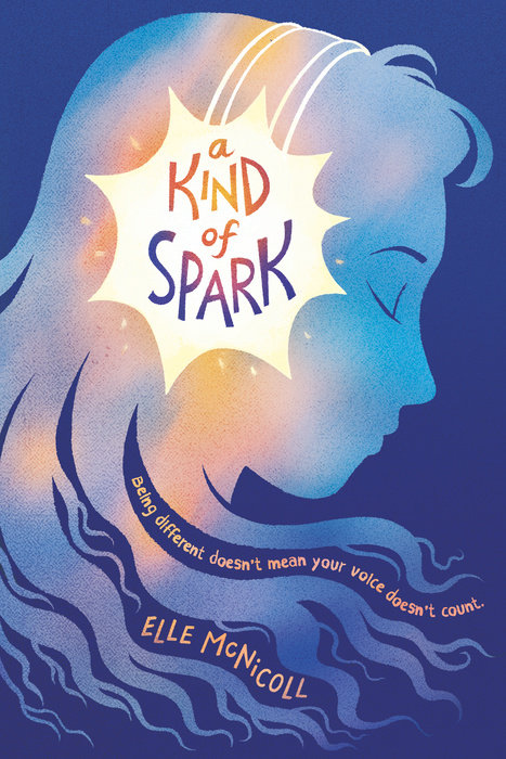 Cover of A Kind of Spark