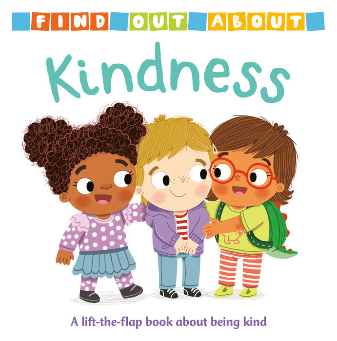 Cover of Find Out About: Kindness