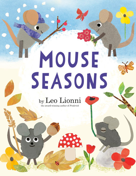 Cover of Mouse Seasons
