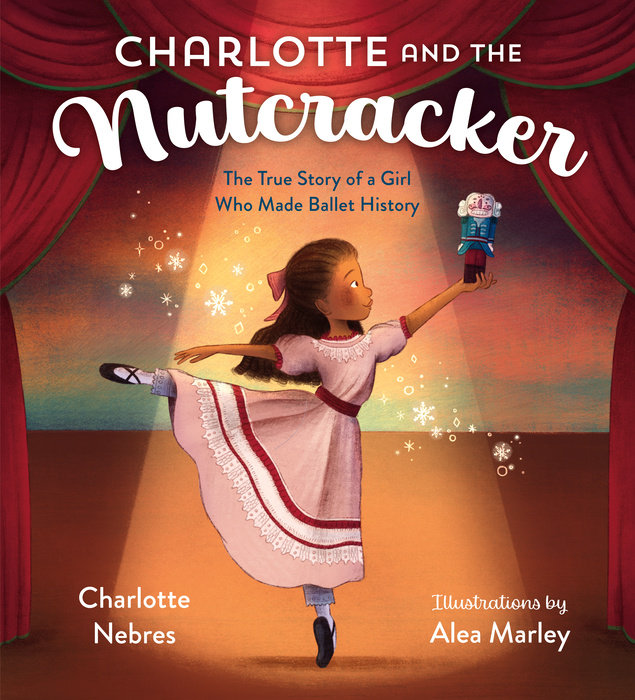 Cover of Charlotte and the Nutcracker