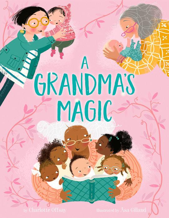 Cover of A Grandma\'s Magic