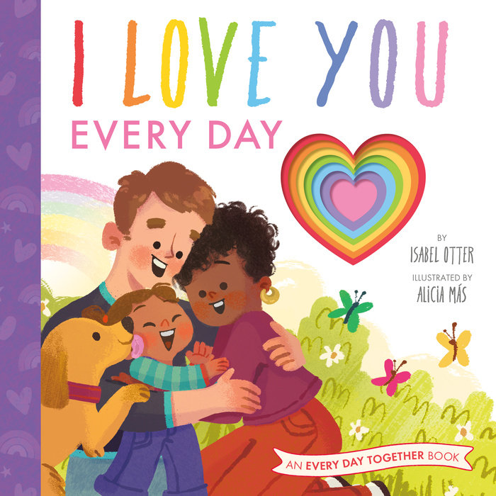 Cover of I Love You Every Day
