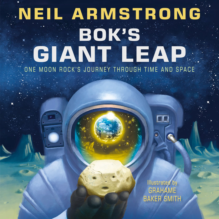 Cover of Bok\'s Giant Leap