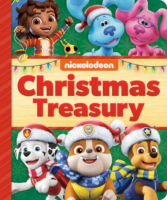 Cover of Nickelodeon Christmas Treasury (Nickelodeon)