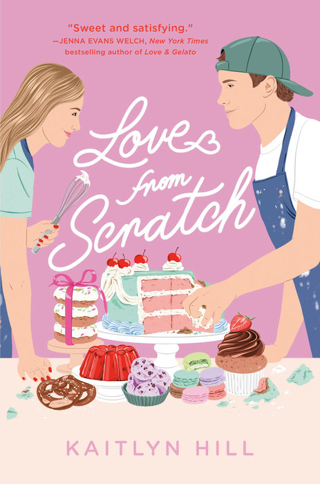 Cover of Love from Scratch