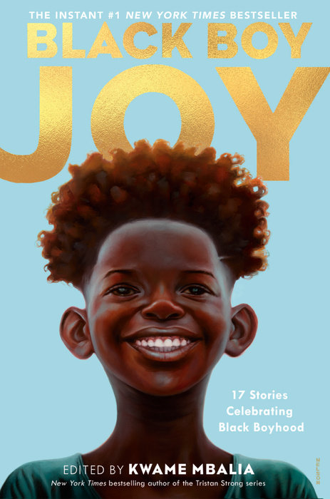 Cover of Black Boy Joy