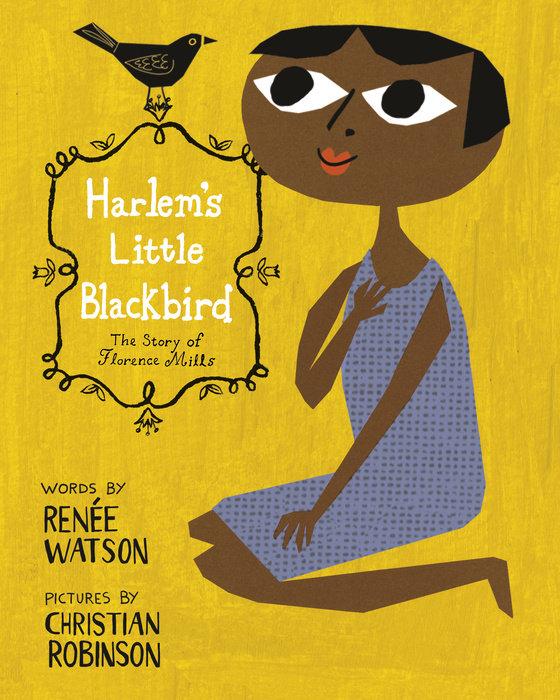 Cover of Harlem\'s Little Blackbird