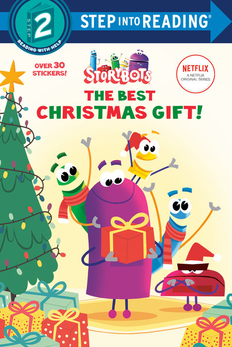Cover of The Best Christmas Gift! (StoryBots)