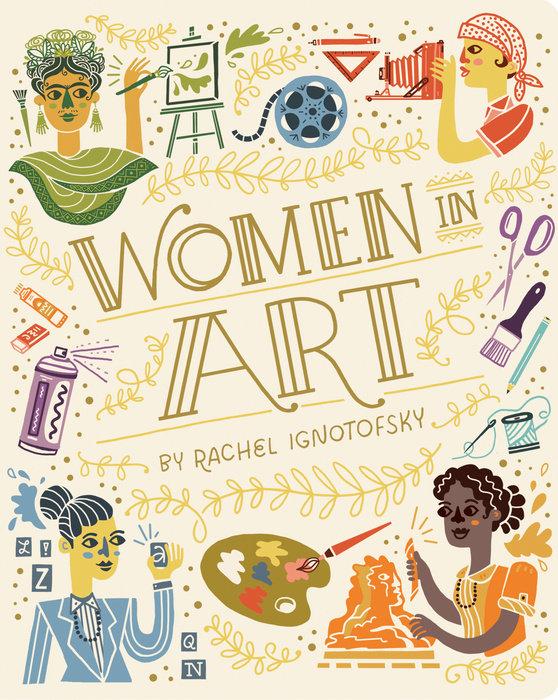 Cover of Women in Art