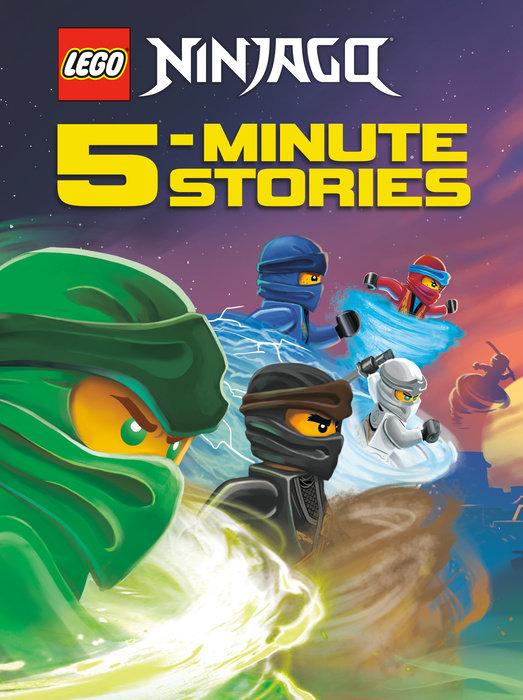 Cover of LEGO Ninjago 5-Minute Stories (LEGO Ninjago)