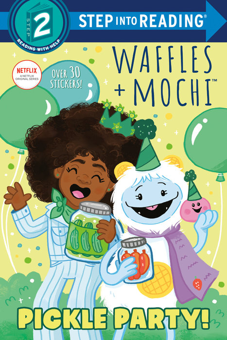 Cover of Pickle Party! (Waffles + Mochi)