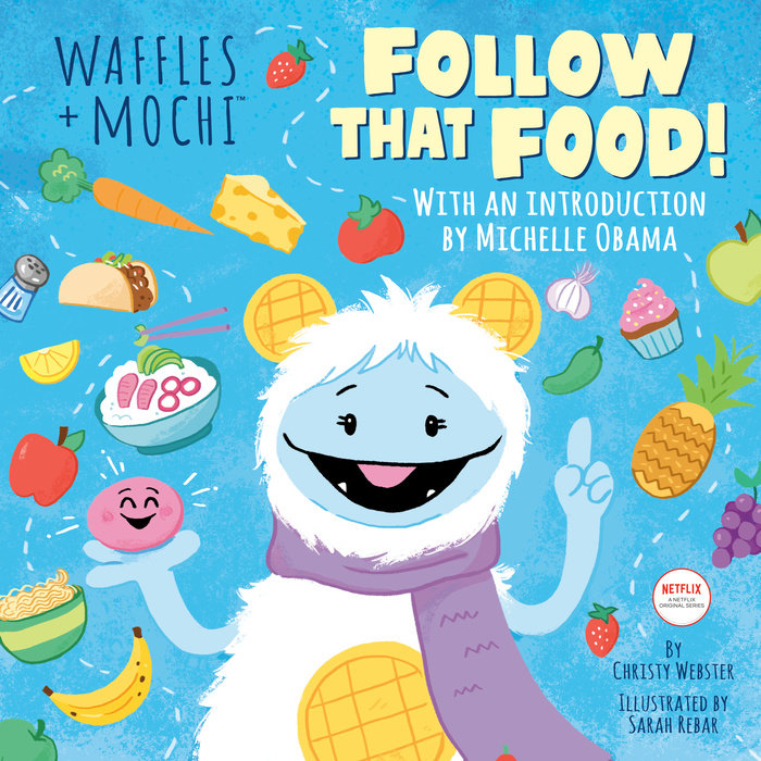 Cover of Follow That Food! (Waffles + Mochi)