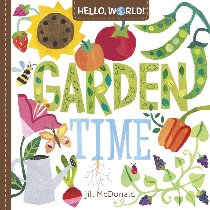 Cover of Hello, World! Garden Time