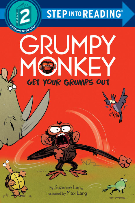 Cover of Grumpy Monkey Get Your Grumps Out