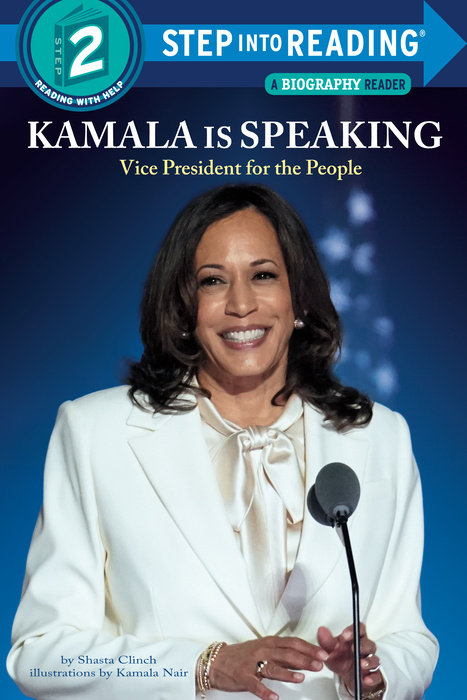 Cover of Kamala Is Speaking