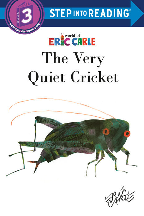 Cover of The Very Quiet Cricket