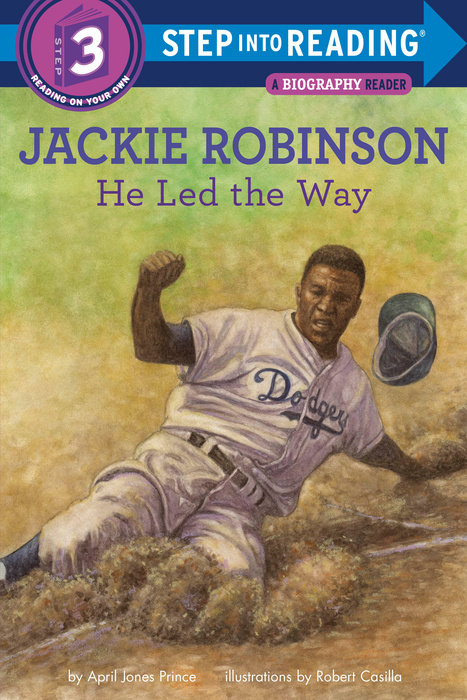 Cover of Jackie Robinson: He Led the Way