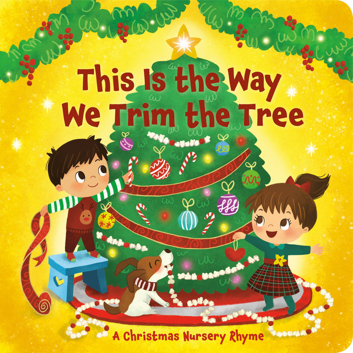 Cover of This Is the Way We Trim the Tree