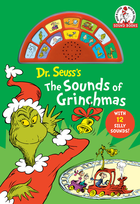 Cover of Dr Seuss\'s The Sounds of Grinchmas