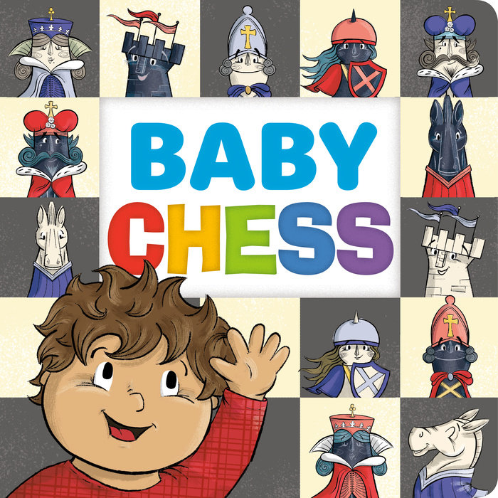 Cover of Baby Chess
