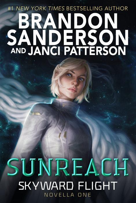 Cover of Sunreach (Skyward Flight: Novella 1)