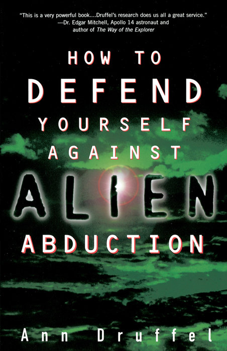 Cover of How to Defend Yourself Against Alien Abduction