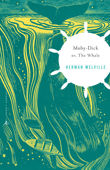 Moby-Dick by Herman Melville & Herman Melville & Herman Melville & Herman Melville