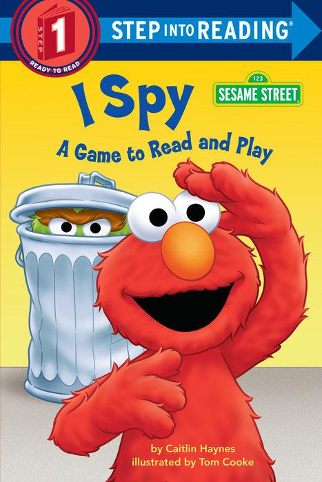 I Spy (Sesame Street) - Penguin Random House Education