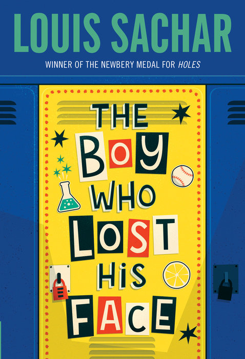 Book cover for The Boy Who Lost His Face