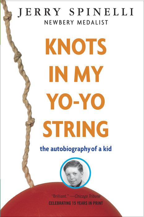 Cover of Knots in My Yo-Yo String