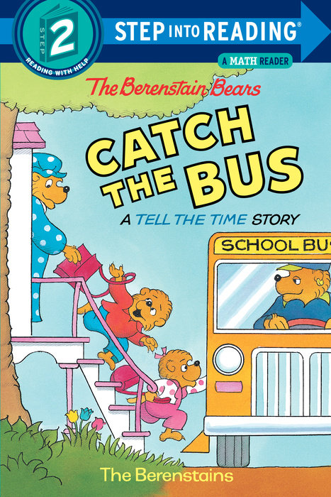 Cover of The Berenstain Bears Catch the Bus