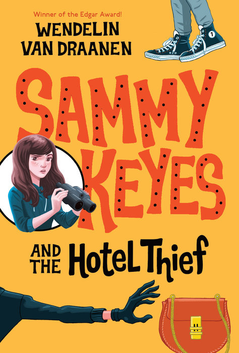Cover of Sammy Keyes and the Hotel Thief