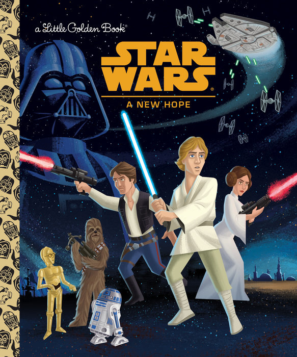Cover of Star Wars: A New Hope (Star Wars)