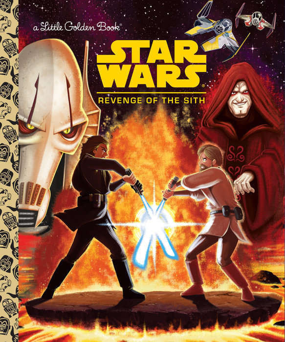 Cover of Star Wars: Revenge of the Sith (Star Wars)
